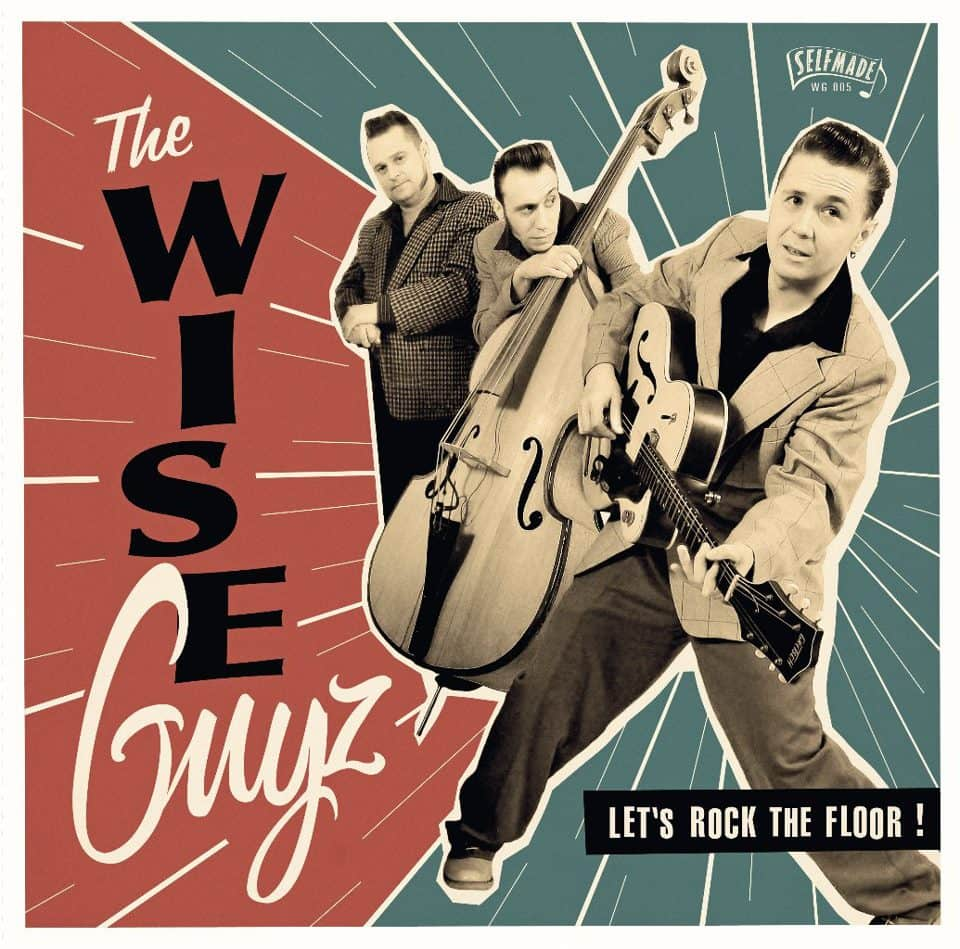 WiseGuys - Let's Rock the Floor (2012)