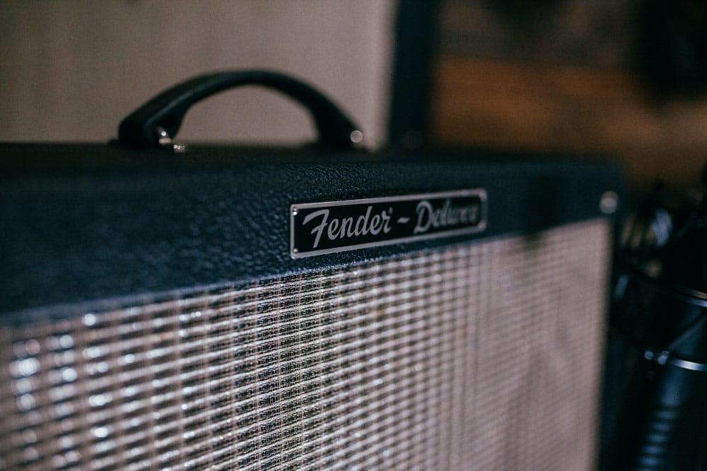 Fender HotRod Deluxe. Студия звукозаписи Харьков. Driben Records.