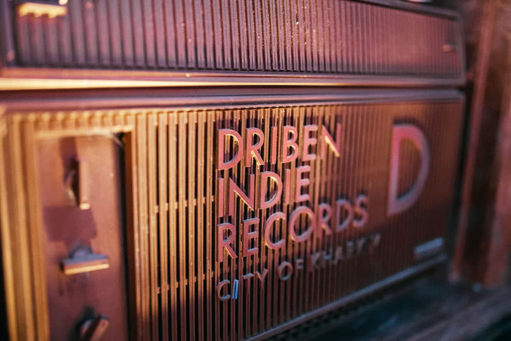 Driben Indie Records. Студия звукозаписи в Харькове. Driben Records.